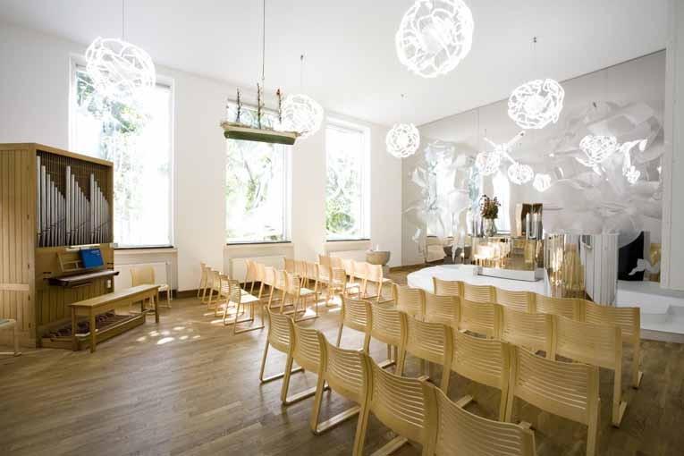 Dänische Seemannskirche Hamburg - gibbins® european architects